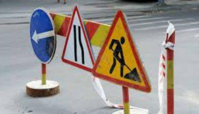 Atenție șoferi!!! Pe mai multe străzi din Capitală traficul rutier va fi interzis