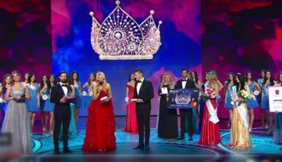 "Ea este ,,Miss Rusia"" 2018!"