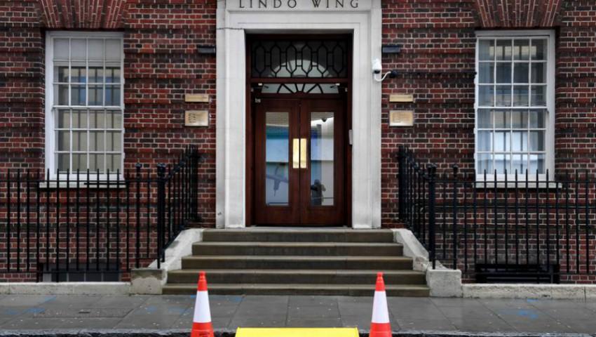 Cum arată salonul în care a născut Kate Middleton?