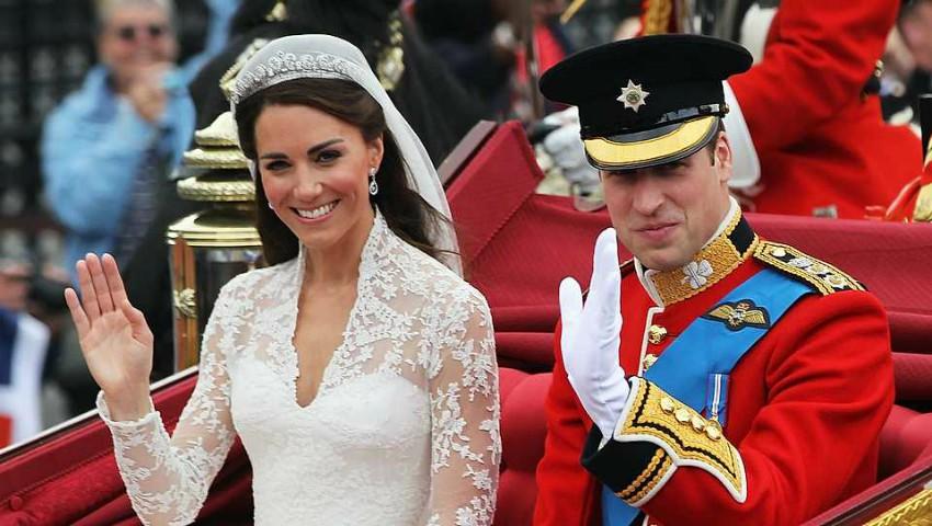 Foto: Kate și William celebrează șapte ani de căsătorie! Vezi fotografia specială publicată de Palatul Kensington