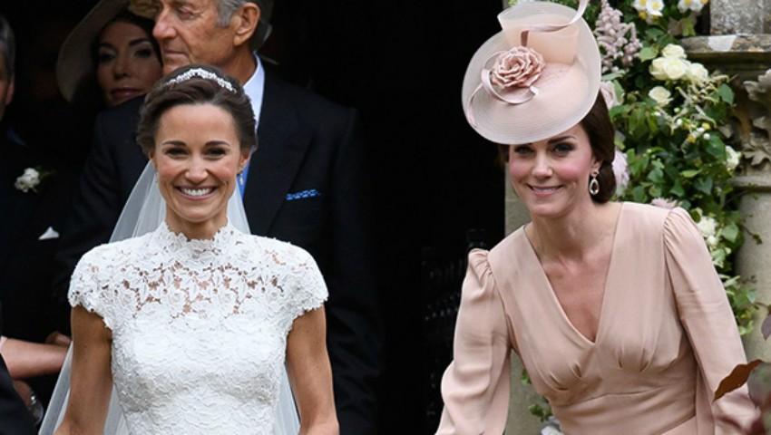 Pippa Middleton și-a anunțat familia că este însărcinată!