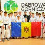 Foto: Moldova a cucerit 14 medalii la Campionatul European de karate