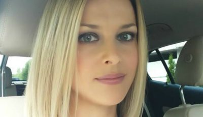 Natalia Cheptene a renunțat la părul blond