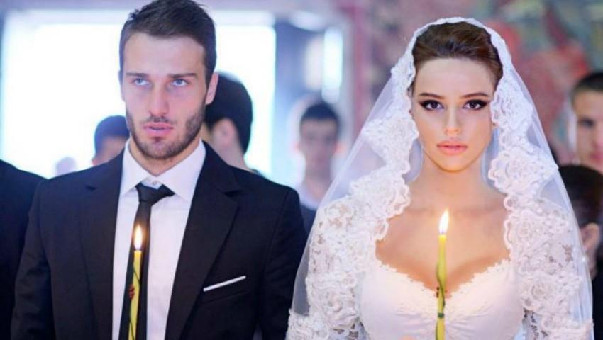 Foto: Cei doi sunt considerați cel mai frumos cuplu din Georgia. Cum arată copilul lor?