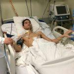 Foto: Elevul premiant Gheorghe Coroi luptă pentru viața sa. Să-l ajutăm împreună!