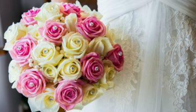O prezentatoare TV din Moldova s-a căsătorit în weekend!