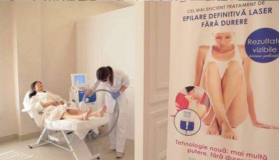 Epilare cu laser fără dureri! Deja și în Moldova