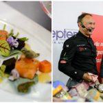 Foto: În premieră la Chișinău! Zeci de gurmanzi au venit la show-ul culinar al renumitului bucătar BBC, Alan Coxon, la standul Kaufland