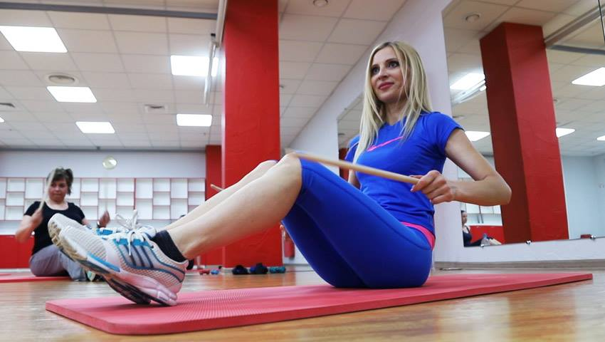 Foto: Irina Bivol a descoperit secretul frumuseții!