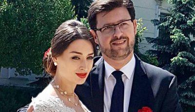 Andrei Popov s-a recăsătorit!
