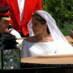 Foto: Nunta prințului Harry cu Meghan Markle! Video