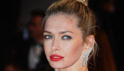 Vera Brejneva – într-o rochie spectaculoasă pe covorul roșu de la Cannes