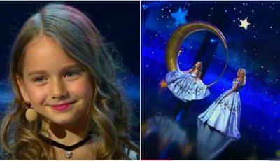 """Excepțional! Amelia Uzun și Ana Cernicova, un nou duet senzațional în semifinala live ,,Românii au Talent"""""""