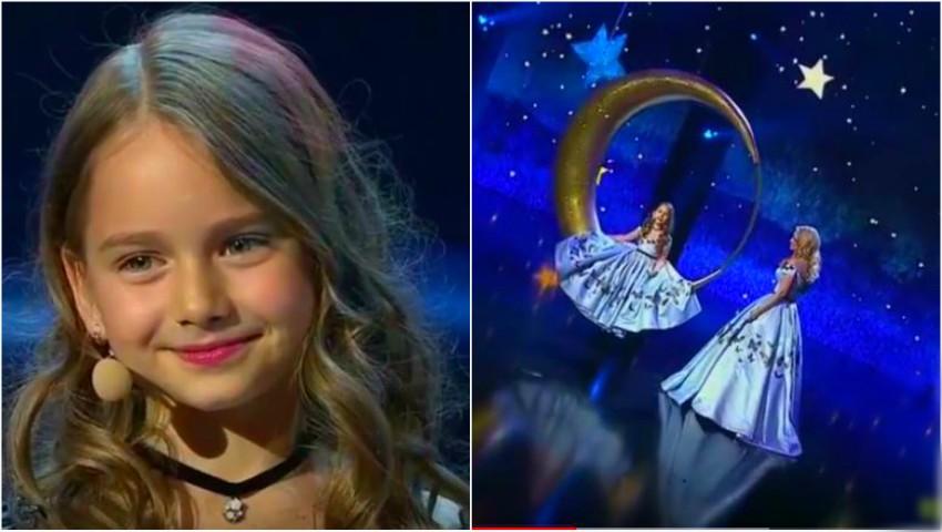 """Foto: Excepțional! Amelia Uzun și Ana Cernicova, un nou duet senzațional în semifinala live ,,Românii au Talent"""""""