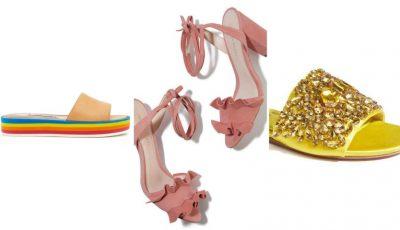 Iată ce modele de sandale sunt la modă în acest sezon!
