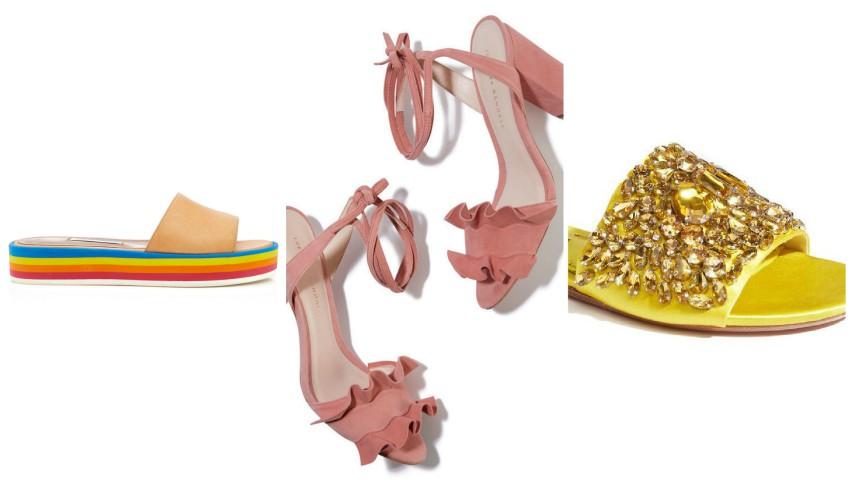Foto: Iată ce modele de sandale sunt la modă în acest sezon!
