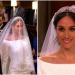 Foto: Cine a creat rochia de mireasă a lui Meghan Markle?