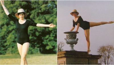 Prințesa Diana își dorea să fie balerină. Iată dansul cu care l-a surprins pe Prințul Charles!