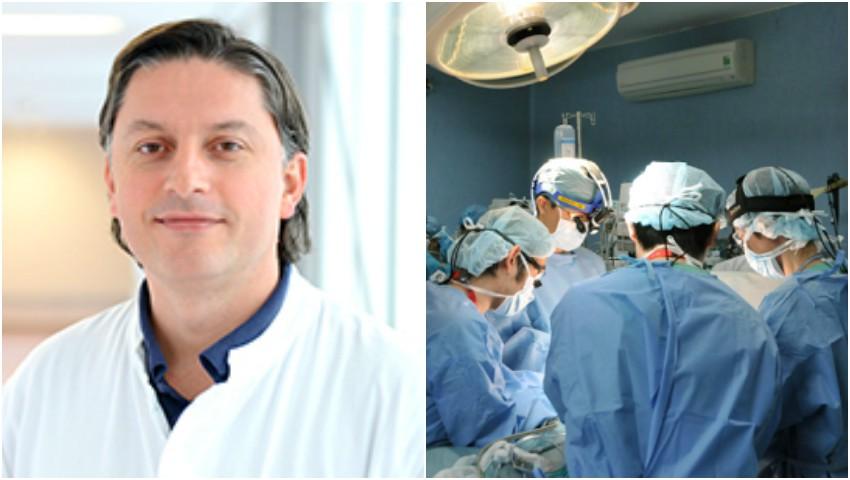 Foto: Cine este medicul chirurg basarabean care a devenit erou în România