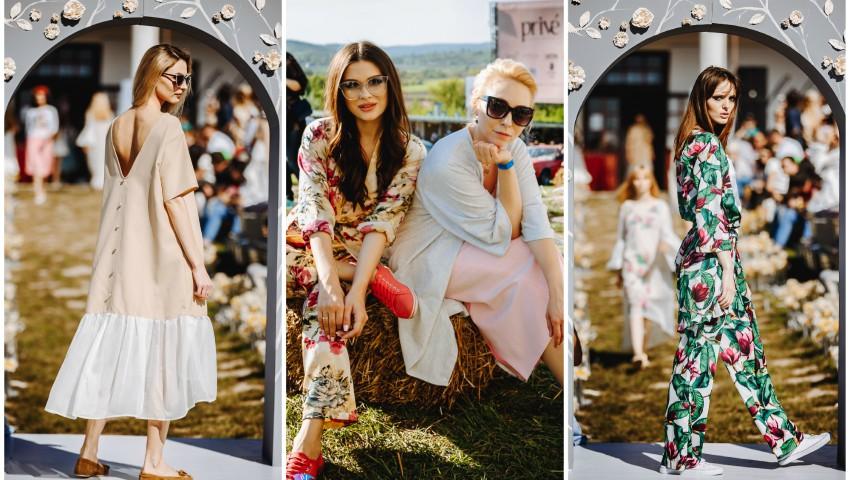 Foto: Privé Fashion Events Retro Edition – colecții colorate, pline de inspirație și fantezie!