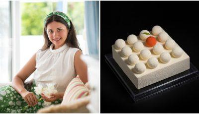 Olga Calinici face magie în bucătărie! Deserturile ei sunt adevărate opere de artă
