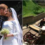 Foto: Buchetul lui Meghan Markle este un omagiu adus Prințesei Diana