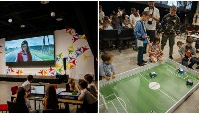 Copiii din Moldova vor putea studia profesiile viitorului. Află cum se transformă educația din țara noastră