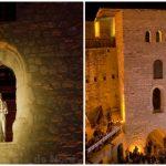 """Foto: Fotografii impresionante. Cetatea Soroca a strălucit în """"Noaptea Muzeelor"""""""