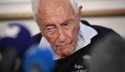 Omul de știință australian David Goodall a fost eutanasiat în Elveția, la vârsta de 104 ani