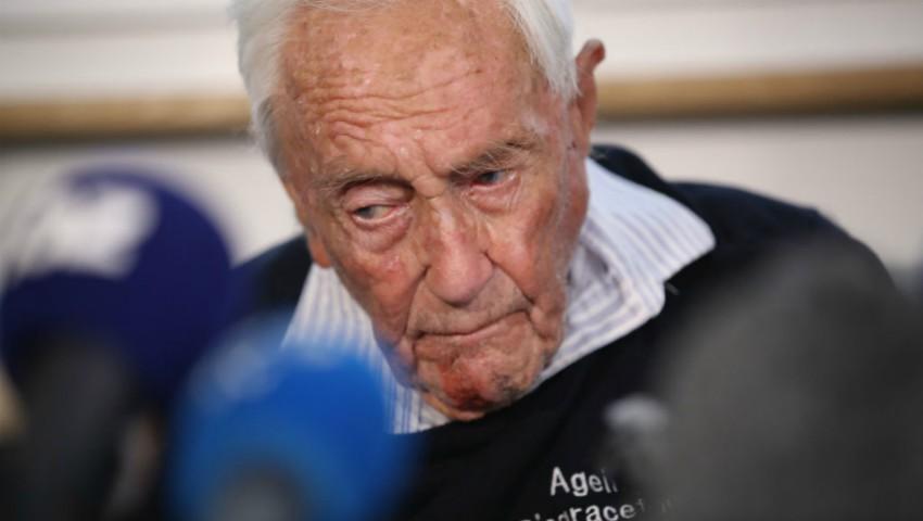 Foto: Omul de știință australian David Goodall a fost eutanasiat în Elveția, la vârsta de 104 ani