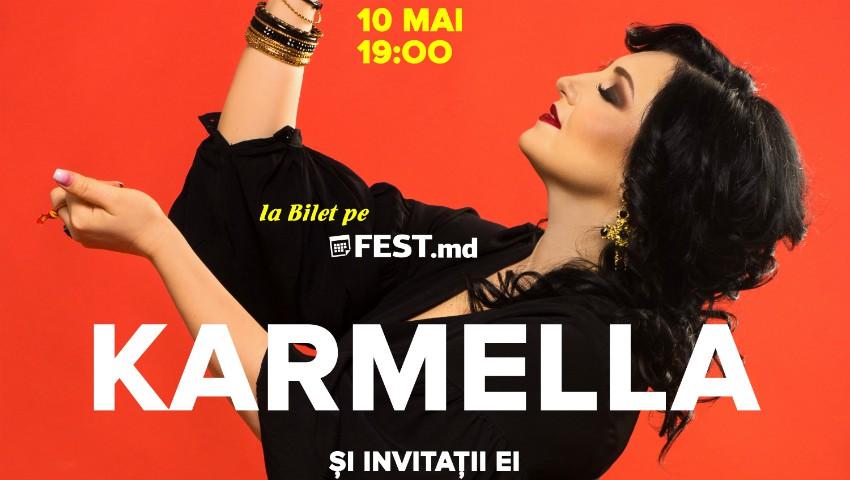 Foto: Dianna Rotaru vă invită la un concert extraordinarîn Capitală!