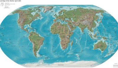 Motivele pentru care trebuie să ai în bibliotecă măcar un atlas geografic