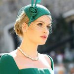 Foto: Nepoata prințesei Diana a atras toate privirile la nunta regală