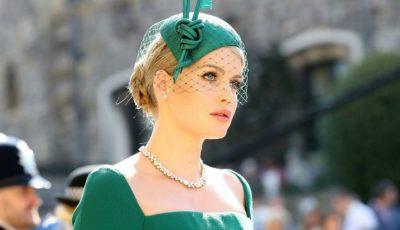 Nepoata prințesei Diana a atras toate privirile la nunta regală