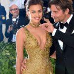 Foto: Bradley Cooper şi Irina Shayk au avut prima apariţie ca un cuplu pe covorul roşu