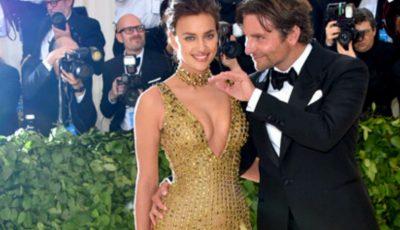Bradley Cooper şi Irina Shayk au avut prima apariţie ca un cuplu pe covorul roşu
