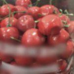 Foto: Șocant! Vezi informația care a fost scrisă pe eticheta unei pungi cu cireșe dintr-un supermarket