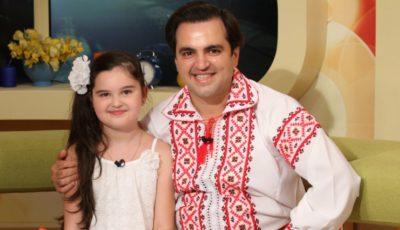 Andreea Cuciuc calcă pe urmele tatălui său! A lansat primul videoclip din cariera solo