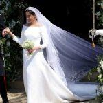 Foto: Ce a făcut Meghan Markle cu florile de la nuntă?