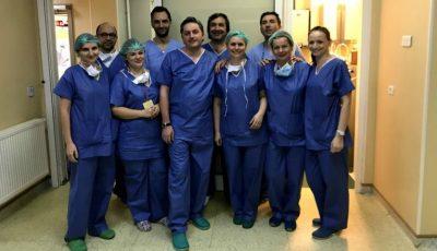Medicul basarabean Igor Tudorache a efectuat cea de-a doua intervenție de transplant pulmonar din România