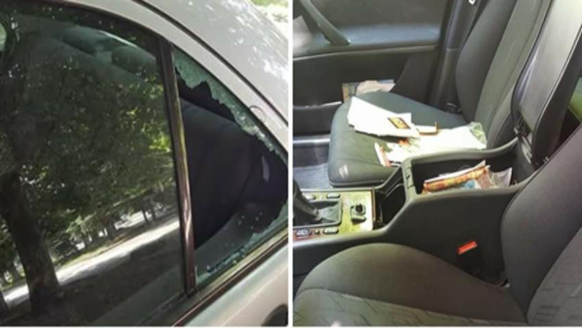 Hoții au spart mașina Cristinei Scarlat. Reacția interpretei
