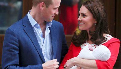 Certificatul de naștere al Prințului Louis a fost făcut public. Ce funcție ocupă părinții săi?