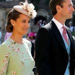 Foto: Pippa Middleton a avut prima apariție publică de când a confirmat că este însărcinată. S-a întâmplat la nunta regală