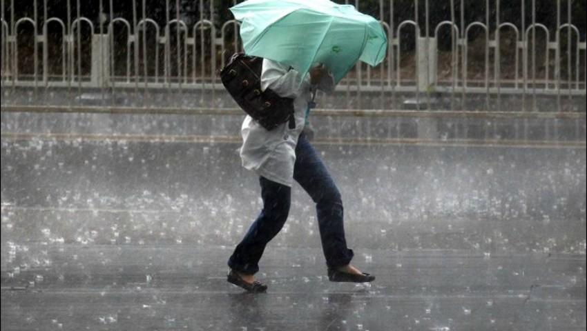 Foto: Video!!! Ploaie cu grindină la Căușeni. Un fir rupt, de înaltă tensiune, a ucis trei vaci