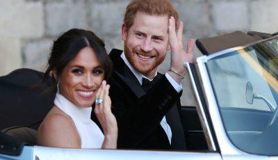 Cum o alintă Prințul Harry pe soția sa, Meghan Markle?