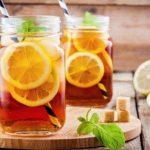 Foto: Cum să îți prepari un ice tea de vară, răcoros din ingrediente sănătoase