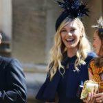 Foto: Vezi reacția fostei iubite a Prințului Harry în timpul ceremoniei de cununie