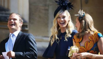 Vezi reacția fostei iubite a Prințului Harry în timpul ceremoniei de cununie