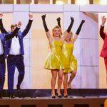 Foto: Eurovision 2018: Trupa DoReDoS va evolua astăzi în cadrul celei de-a doua semifinale!