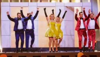 Eurovision 2018: Trupa DoReDoS va evolua astăzi în cadrul celei de-a doua semifinale!